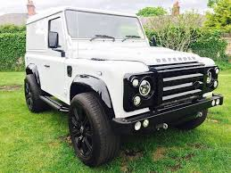 used land rover defender 90 suv 2 4 tdi hard top 3dr in barnsley