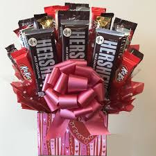 candy bouquets sweetheart candy bouquet candy gift baskets arttowngifts
