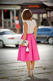 women u0027s white and black polka dot sleeveless top pink pleated