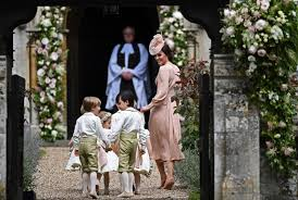 Pippa Wedding Pippa Middleton Marries James Matthews The Wedding Live
