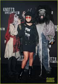 Butler Halloween Costume Vanessa Hudgens U0026 Austin Butler Ready Halloween Knott U0027s