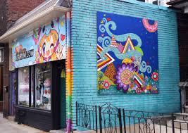 murals the art of stephanie payne toronto