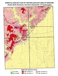 Map Of Illinois And Missouri by Illinois State Geological Survey Earthquake Consortium Products Isgs