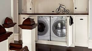 clever and creative ideas to hide a laundry room youtube
