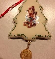 2006 mj hummel ornament german hummels ornaments
