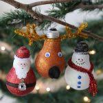 bulb craft ideas 15 best ornaments