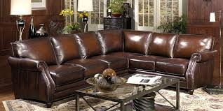 Brown Leather L Shaped Sofa Brown Leather L Shaped Sofa High End Design 2018 2019 House