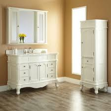 cabinets white linen cabinet for bathroom small white corner