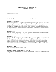 writing a good cover letter examples amitdhull co