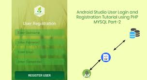 tutorial android user android studio user login and registration tutorial using php mysql