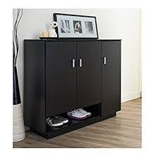 Entryway Cabinet With Doors Shoe Cabinet For Entryway Storage With Doors Hallway