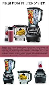 Ninja Mega Kitchen System Top Ten Fitness Products To Help You Achieve Your 2016 Health Goals