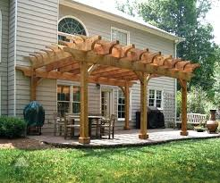 pergola plans 10 x patio extension covers for winter