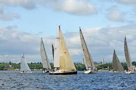 no salty sailors here six great american sailing lakes sail