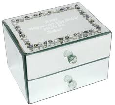 engravable box engravable jewelry boxs engraved mirror jewellery box engraved