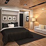 amazon com fold down bed mechanism vertical mount full 82 1 8
