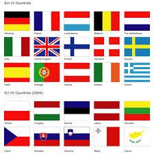 Europe Flags Flags European 4 照片画廊 照片图像
