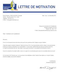 bureau de recrutement gendarmerie candidature acceptée cv d alexandr djougachvili samedi 21h