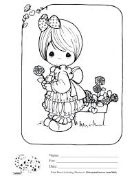 download coloring pages flower pot coloring page flower pot