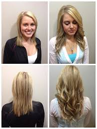 hair extensions for hair hair extensions gallery grace salon