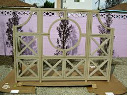 my blinged out garden trellis lynda makara