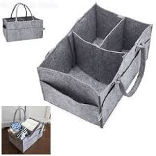 the good baby diaper caddy nursery storage bin for diapers and
