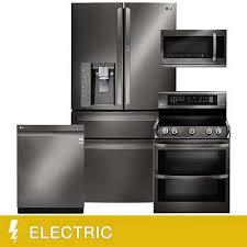 Matte Appliances Kitchen Suites Costco