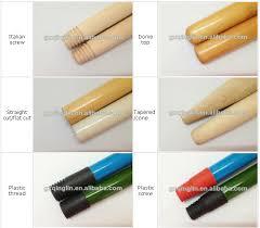 varnish wooden broom handle in mops wooden replacement tool