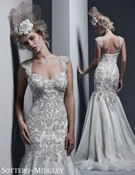 friday favorite beaded wedding dress simone love maggie