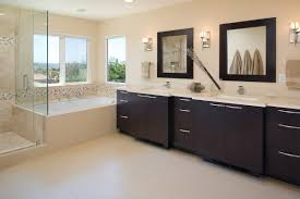 spa bathroom designs take the spa home with these simple spa bathroom ideas design