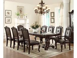 Dining Room Side Chairs Belfort Essentials Kiera Traditonal Dining Table Set With 2 Arm