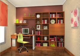 Study Room Design Ideas by Study Room Bookcase Design Ideas 3d House