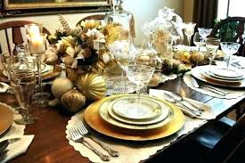 christmas dinner table setting dinner table setup dining table settings pictures room setting of