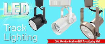 Led Track Lighting Heads Total Track Lighting Track Lights Power Track Fittings