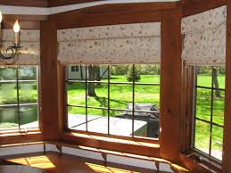 Cordless Roman Shades With Blackout Lining Roman Shades Archives Window Wear Etc