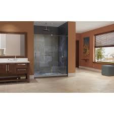 bathrooms frameless shower door tub and shower enclosures