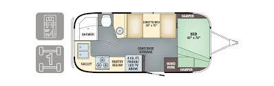floorplans flying cloud airstream