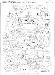 ford xb wiring diagram ford wiring diagrams instruction