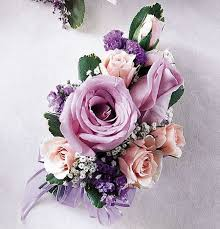 flower corsage lavender pink enchantment corsage flower product page prom