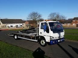 08 reg isuzu nqr 5 2 easyshift twin deck recovery truck 2 car