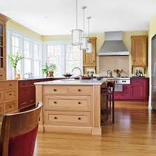 wood cabinets kitchen design wood kitchen cabinet tips ideas better homes gardens