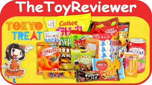 November Tokyo by November 2016 Tokyo Treat Japanese Candy Subscription Box Unboxing