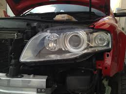 audi a4 headlights b7 audi clear corner mod u2013 nick u0027s car blog