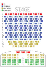 Vienna Opera House Seating Plan by Danube Palace