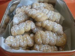 recettes cuisine alsacienne traditionnelle recette des spritz biscuit sec traditionnel alsacien
