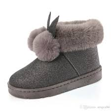 s boots waterproof winter s boots venonat rabbit ear lovely boots