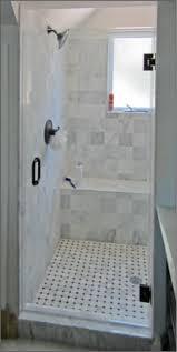 Glass Door Shower Single Frameless Shower Doors Dulles Glass And Mirror