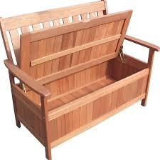 Wood Outdoor Storage Bench Cool Garden Storage Benches Uk Design Home Inspirations