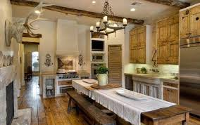 rustic farmhouse kitchens christmas ideas the latest