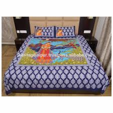 jaipur cotton bedsheet jaipur cotton bedsheet suppliers and